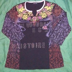 Skinny minnie Womens Shirt